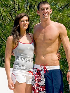 Michael Phelps & Stephanie Rice: Just Friends?
