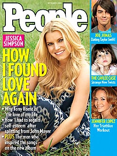 Jessica Simpson: Tony Romo Is 'The Love of My Life'