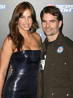 It's a Boy for Jeff Gordon and His Wife