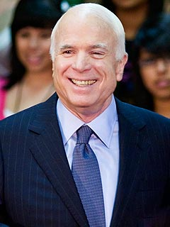 John McCain: 'I've Been Sleeping Like a Baby'