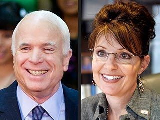 John McCain Picks Sarah Palin as Running Mate