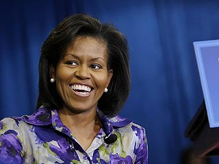 Michelle Obama Prefers Dick Van Dyke to Debates