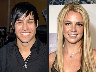 Pete Wentz Rocks the Vote – & Votes for Britney