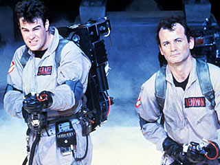 Ghostbusters Bill Murray and Dan Aykroyd Back on Call | Bill Murray, Dan Aykroyd