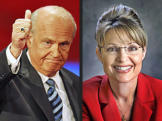 Law & Order's Fred Thompson Defends Sarah Palin