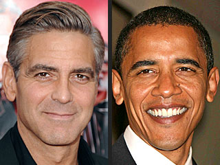 George Clooney to Host Barack Obama Fundraiser in Geneva | Barack Obama, George Clooney