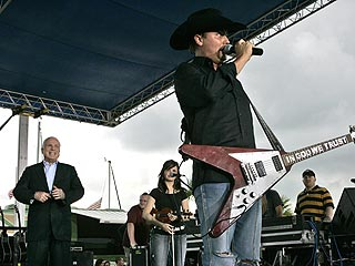 John Rich Sings Political Anthem for John McCain