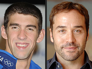 Jeremy Piven: Michael Phelps Can Join Our Entourage | Jeremy Piven, Michael Phelps
