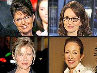 POLL: Who Should Play Sarah Palin Onscreen? | Annette Bening, Patricia Heaton, Tina Fey