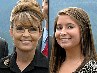 Sarah Palin's Teenage Daughter Pregnant