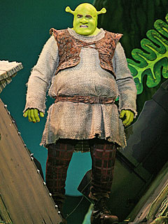 FIRST LOOK: Musical Shrek Star Is McGreeny
