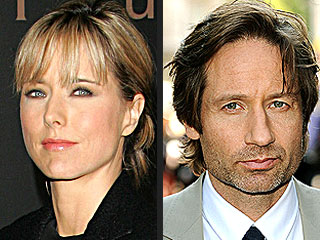 David Duchovny & Téa Leoni Separated 'For Several Months' | David Duchovny, Tea Leoni