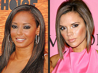 Mel B Admits She Doesn't Talk to Victoria Beckham | Melanie Brown, Victoria Beckham
