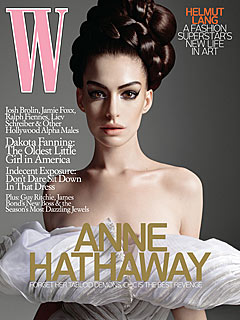 Anne Hathaway Opens Up About Her Ex