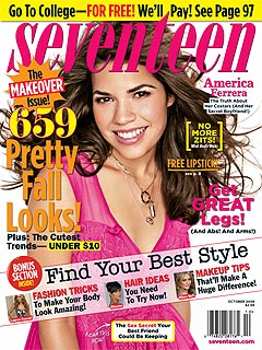 America Ferrera: Gossip Girl Makes Us 'Mean'