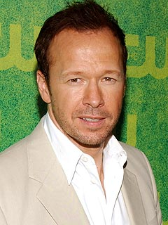 Donnie Wahlberg NKOTB Reunion 'Very Therapeutic'