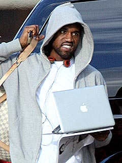 Kanye West: 'I'm Cool with the Paparazzi'