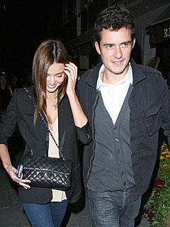 Rep: Orlando Bloom and Miranda Kerr Not Engaged