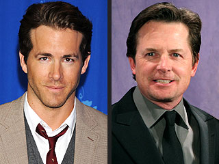 Ryan Reynolds to Run for Parkinson's Cure | Michael J. Fox, Ryan Reynolds