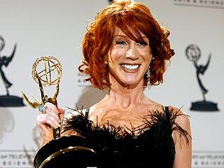 Kathy Griffin, Cynthia Nixon Win Creative Arts Emmys | Kathy Griffin
