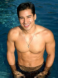Mario Lopez: No More Going Shirtless