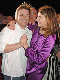 Jamie Oliver Celebrates Birth of Baby Daughter