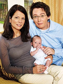Jaymes Foster: Clay's a 'Natural' Dad | Clay Aiken