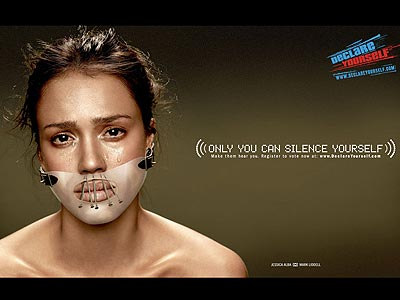 PHOTO: Scary Jessica Alba Ad – Part 2 - Jessica Alba : People.com