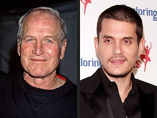 John Mayer Pays Tribute to Paul Newman