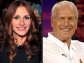 Julia Roberts: Paul Newman 'Was My Hero' | Julia Roberts, Paul Newman