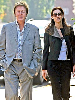 Paul McCartney: &#39;I Like Being in Love&#39;