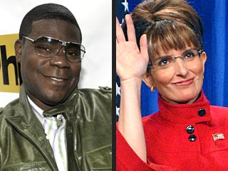 Tracy Morgan: Tina Fey Could Help Decide the Election