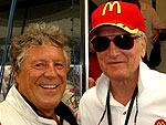 Newman's Sense of Humor to Be Missed, Says Mario Andretti | Paul Newman