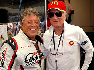 Newman's Sense of Humor to Be Missed, Says Mario Andretti