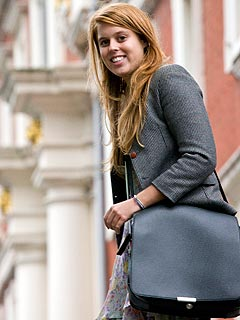 Princess Beatrice Loves College Life
