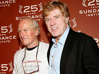 Robert Redford 'Beyond Words' over Newman's Death | Paul Newman, Robert Redford