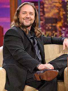 Russell Crowe Packs on 63 Lbs.