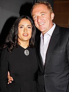 Salma Hayek Marries French Billionaire