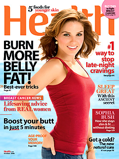 Sophia Bush: 'Even Skinny Girls Have Cellulite' | Sophia Bush