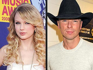 Taylor Swift and Kenny Chesney Headline CMA Awards