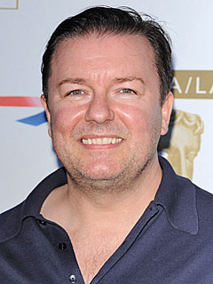Ricky Gervais: I Hate Exercising in Public