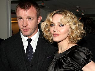 Trudie Styler Hopes Madonna & Guy Will Be Friends | Guy Ritchie, Madonna