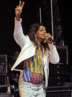 Brit Singer M.I.A. Confirms She Is Pregnant