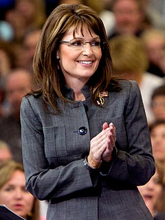 Republicans Spent $150,000 on Sarah Palin's Wardrobe