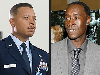 Don Cheadle to Replace Terrence Howard in Iron Man 2