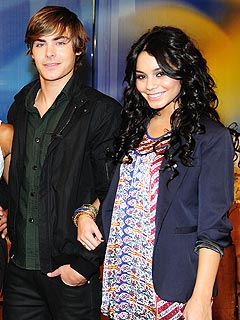 Vanessa Hudgens Says Zac Efron's a Good Kisser