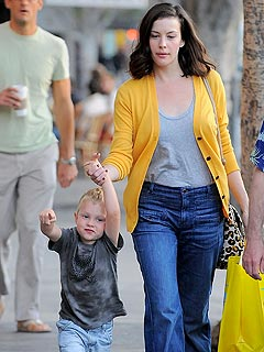Liv Tyler's Son: Mommy is 'My Princess'