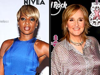Mary J. Blige, Melissa Etheridge Help Fight Prop 8