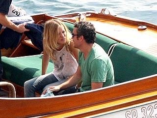 Sienna & Balthazar Vacation in Italy – Again!