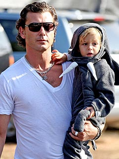 Gavin Rossdale: Kingston Getting Used to Being a Big Brother